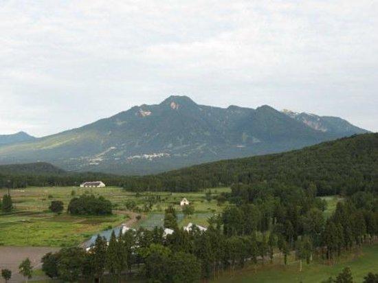 APA Resort Joetsu Myoko: 大自然を感じられます。