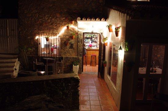 Restaurante Cerro Gordo: Lovely night