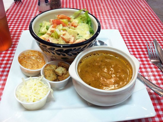 Bon Appetit French Bistro : Fish Soup