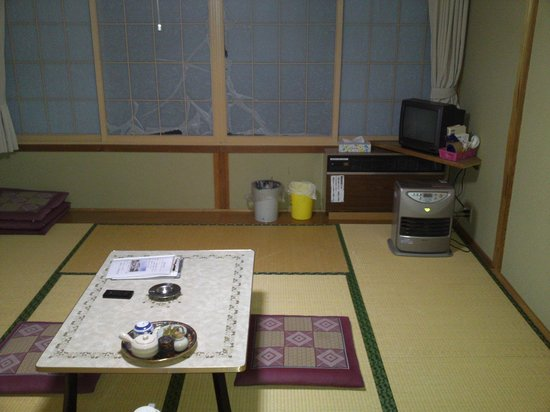 Minshuku Rindo: 部屋内部
