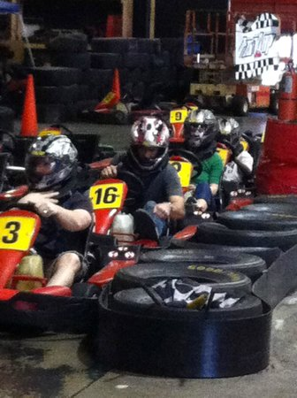 Fast Lap Indoor Kart Racing: Ready