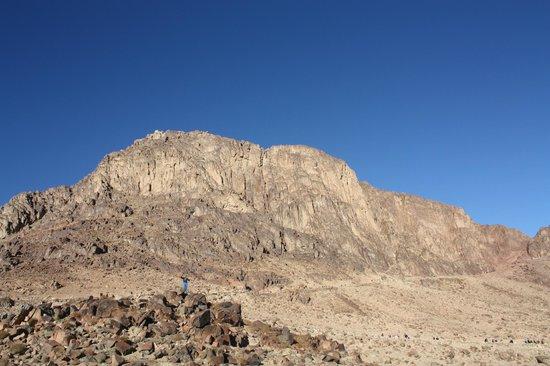 Mount Sinai: Гора