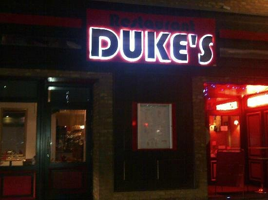Mouscron, Belgien: THE DUKE'S