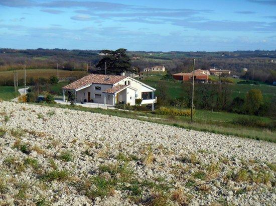 La Petite Plaine: La maison et son environnement