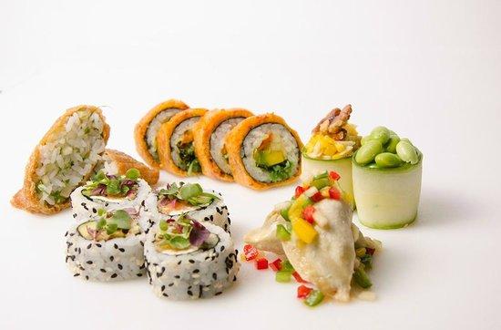 Sushi Taxi : Végélicious