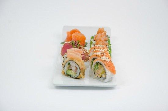 Sushi Taxi : Shogun mars 2014