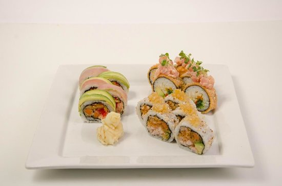 Sushi Taxi : Maki Folie Deluxe/ Dimanche c'est la Maki Folie