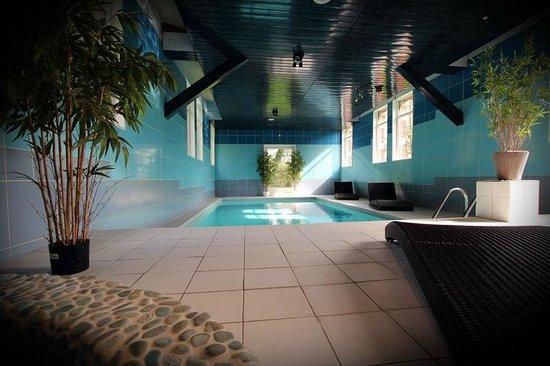 Domaine de Joinville : Piscine du Spa