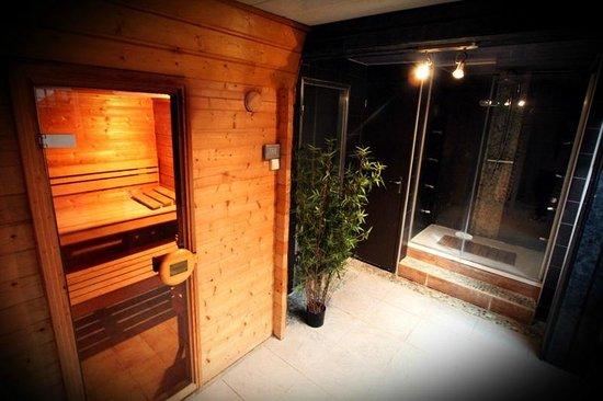 Domaine de Joinville : Hammam et sauna
