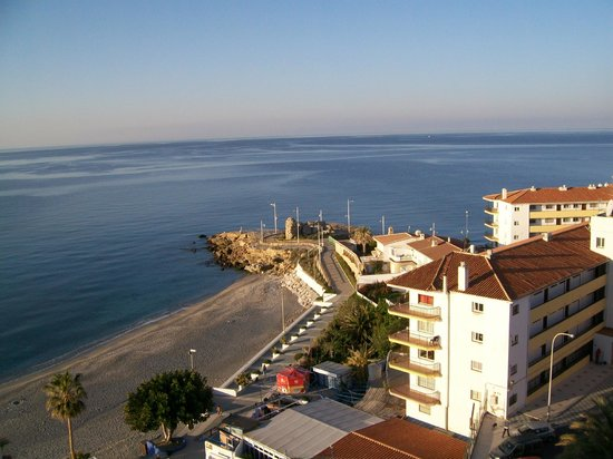 Hotel Riu Monica: view from room 646