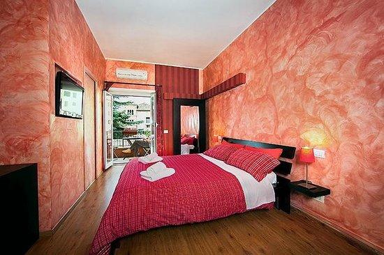 B&B Zen Trastevere: camera rossa