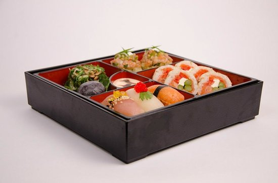 Sushi Taxi : Bento/ Every Wednesday is a Bentomania day