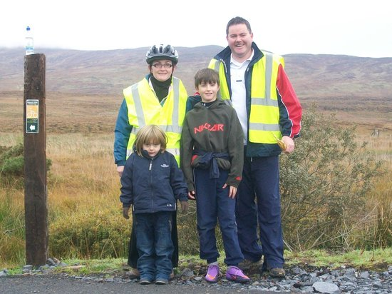Clew Bay Bike Hire and Outdoor Day Adventures : On the Greenway
