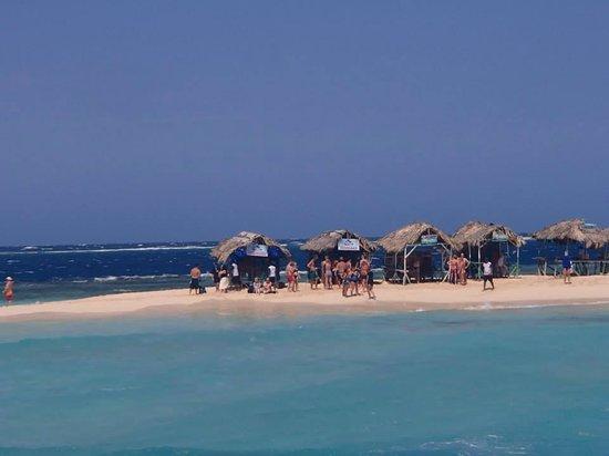 Iberostar Costa Dorada : natural island from VIP excursion
