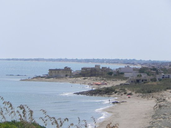 Grand Hotel Selinunte : la plage a 30 min