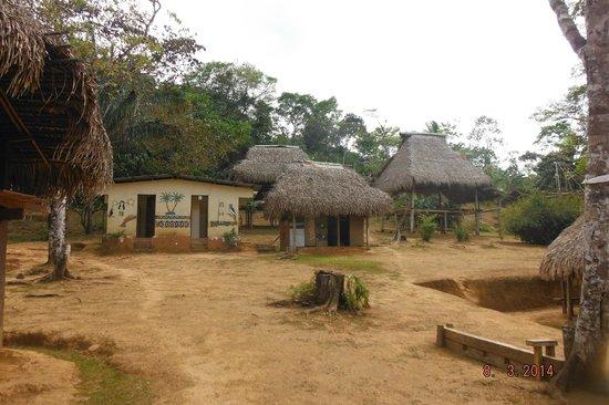 Royal Decameron Golf, Beach Resort & Villas : Embrera Village entrance