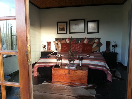 Zwartberg View Mountain Lodge : Het chalet