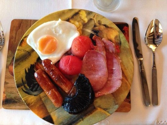 Ingon Bank Farm: Delicioso English Breakfast