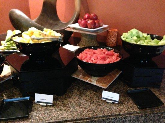 Newport Beach Marriott Bayview : Breakfast Buffet