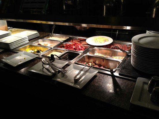Newport Beach Marriott Bayview: Breakfast Buffet