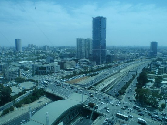 Crowne Plaza Tel Aviv City Center : View from room
