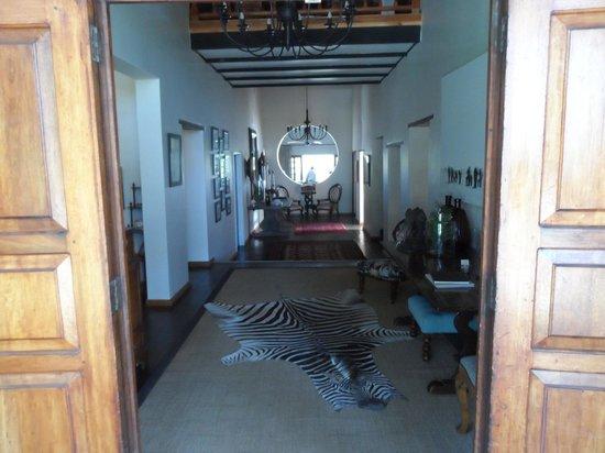 Buhala Lodge : Lodge lobby