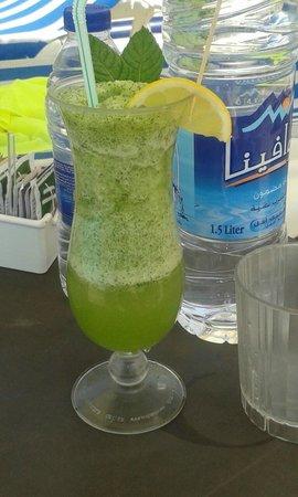 Holiday Inn Resort Dead Sea: The fresh lemon with mint