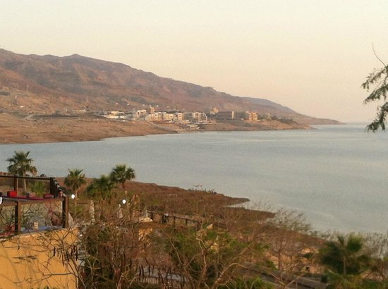 Holiday Inn Resort Dead Sea: Typical Dead Sea view from the room