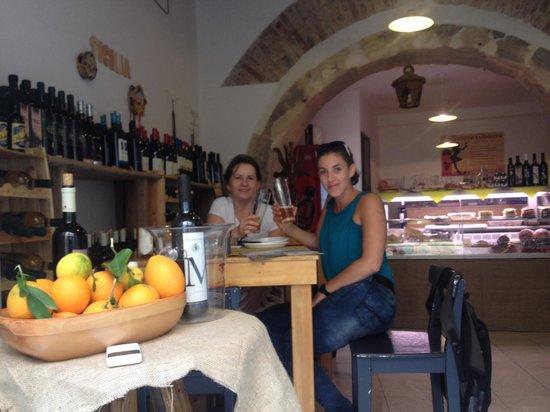 Taverna Giudecca Ortigia: Birra a Taverna Giudecca