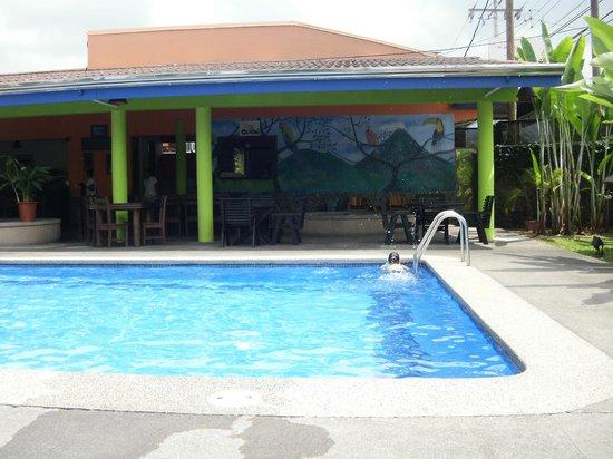 San Bosco Inn: comedor