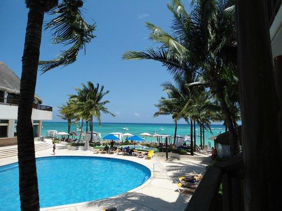 The Reef Coco Beach: De notre chambre