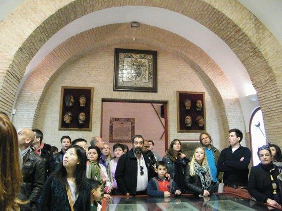 Plaza de Toros de la Maestranza : visit into the museum