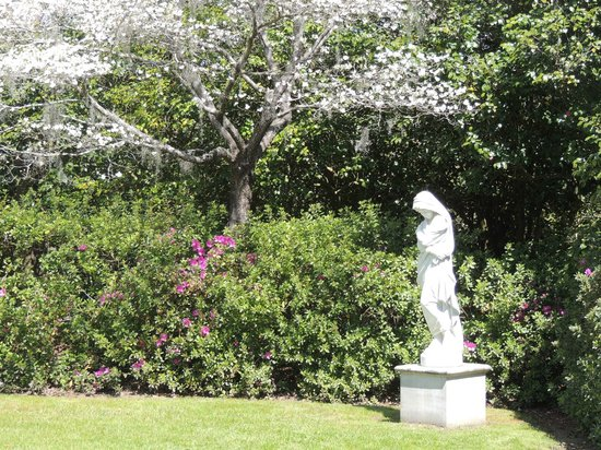 Middleton Place: One Of The Symmetrical Gardens