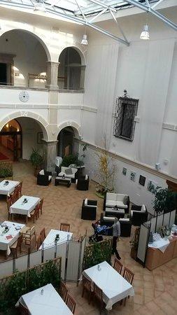JUFA Hotel Schloss Röthelstein: Dining room