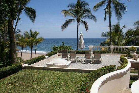 """Tango Mar Beachfront Boutique Hotel & Villas: Private pool """"Royal Villa"""""""