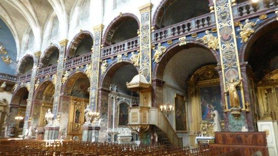 La Collegiale Notre Dame des Anges
