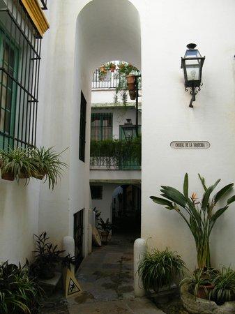 Las Casas de la Juderia : the hotel