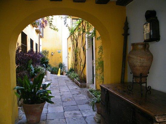 Las Casas de la Juderia : inside the hotel