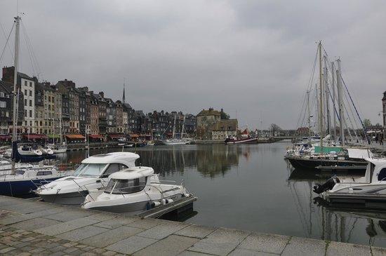Le Vieux Bassin : il porto di Honfleur