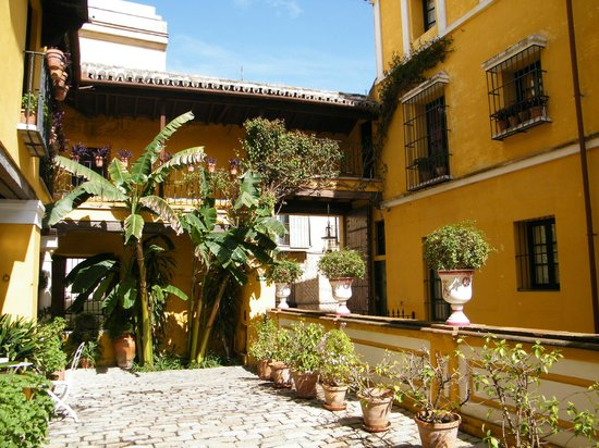 Las Casas de la Juderia: inside the hotel