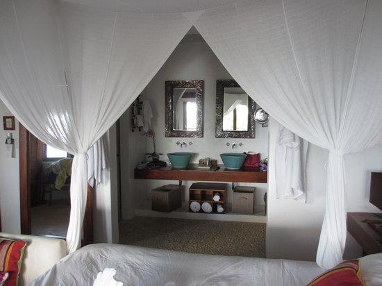 Mahekal Beach Resort: vista da varanda