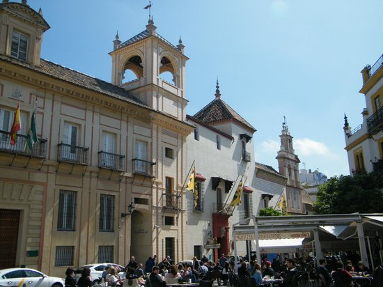 Las Casas de la Juderia : external view of hotel