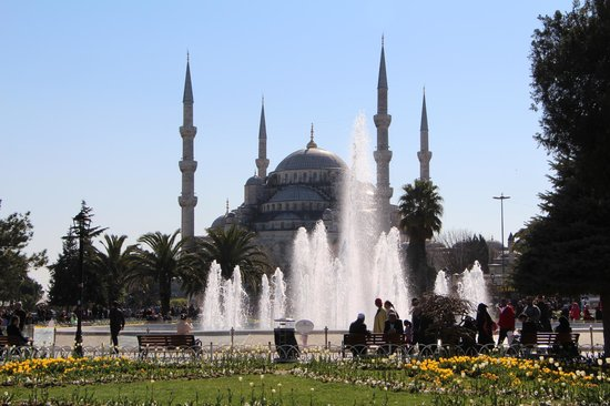Arif Yasa - Private Tours : Beautiful Istanbul