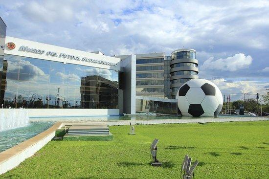 Museo Del Futbol Sudamericano