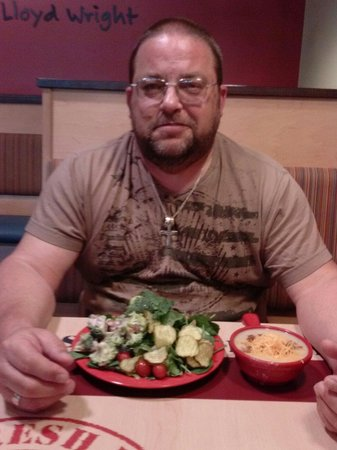 Souplantation & Sweet Tomatoes: 02 Hungry Diner & Volunteer Trip Advisor Reviewer