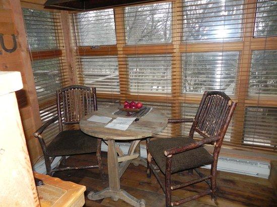 Sundance Resort: Dining area