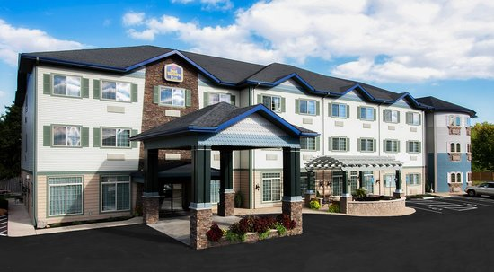 Welcome to the BEST WESTERN PLUS Vineyard Inn & Suites