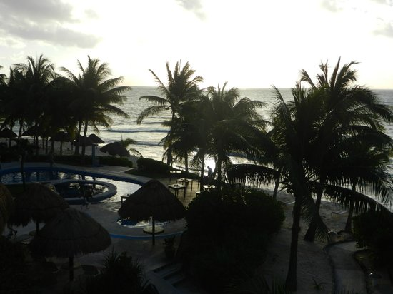 Mahekal Beach Resort: vista do quarto