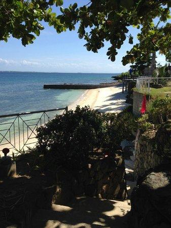 Vista Mar Beach Resort & Country Club: Выход к пляжу