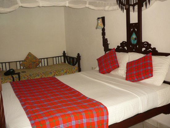 Southern Palms Beach Resort : room